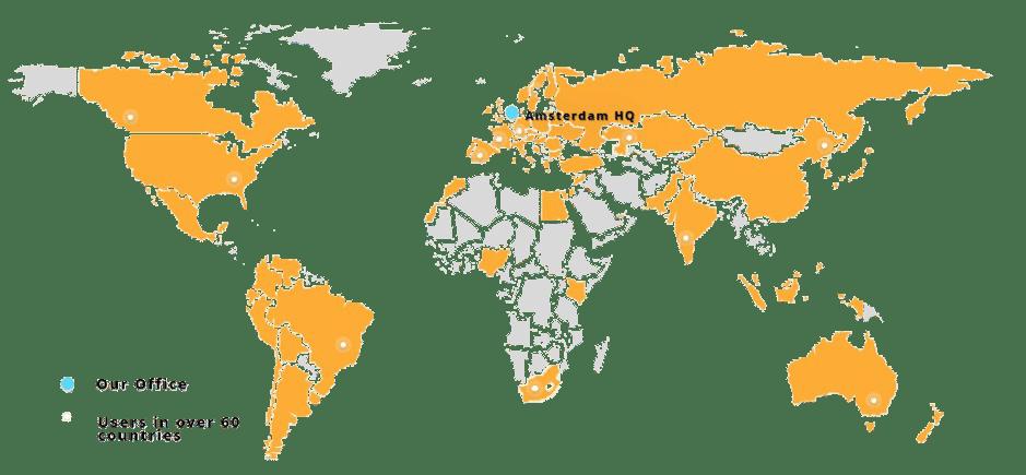 Crunchr countries - no background